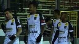 Ceará retorna a Fortaleza após derrota para o Brasil de Pelotas