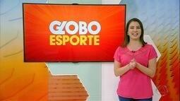 Globo Esporte MS - programa de quinta-feira, 29/09/2016 - 2º bloco