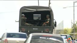 TSE confirma envio de tropas federais para onze cidades da Paraíba