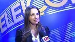 Clarissa Garotinho fala sobre expectativa para o debate do Rio