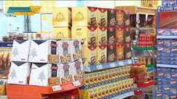 Produtos típicos do Natal já estão nos supermercados