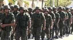 Tropas federais se deslocam para 59 municípios do Piauí