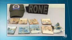 Candidatos são presos com dinheiro e panfletos suspeitos de crime eleitoral