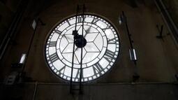 Conheça o relógio da Estacão Júlio Prestes