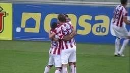 O gol de Náutico 1 x 0 Ceará pela 31ª rodada da série B do Brasileirão