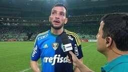"""Edu Dracena após eliminação da Copa do Brasil: """"Nos resta o Brasileiro"""""""