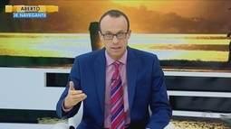 Semana é marcada por confronto entre camelôs e fiscais na capital; Renato Igor comenta