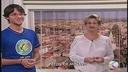 Peça teatral 'As melhores histórias de Pinóquio' é apresentada em Patos de Minas