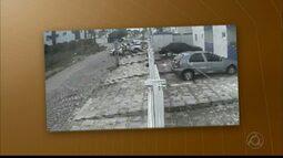 Flagrante: Motorista tem carro roubado no Bairro Colibris