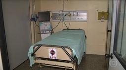 Pacientes que precisam de UTI em Sergipe não conseguem atendimento
