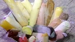 Confira três receitas de chopes de frutas, incluindo um de açaí com tapioca