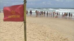 Maior parte das praias de Fortaleza está adequada para banho