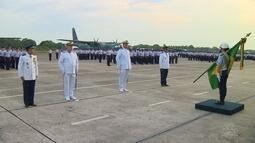 Cerimônia marca Dia do Aviador em Manaus