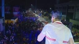 1ª noite do Boi Manaus 2016 anima público na Zona Leste da capital