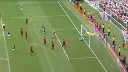 Gols do Fantástico: Palmeiras bate Sport e amplia vantagem