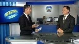 Pedro Bigardi, do PSD, é entrevistado no TEM Notícias