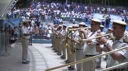 Estudantes de escolas do Nordeste de Amaralina participam de disputas esportivas