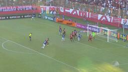 Vitória perde jogo contra o Cruzeiro e se mantém na zona de rebaixamento do Brasileiro