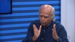 Alfredo da Mota Menezes comenta novos projetos da UFMT
