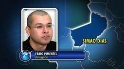 Delegado diz que suspeito confessa ter matado jovem em Simão Dias