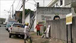 Vazamento de nafta provoca risco de explosão na Vila Jacuí