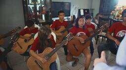 Projeto Tapera das Artes, do Ceará, é apoiado pelo Criança Esperança