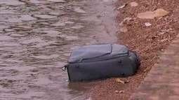 Corpo é encontrado dentro de mala boiando no Lago Paranoá