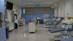 Hemocentro de Rio Preto tem baixo estoque de sangue e convoca doadores