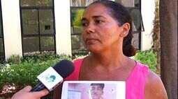 Senhora Risomar Inácio procura familiar desaparecido
