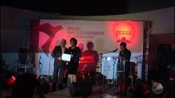 Jornalismo da Rede Bahia recebe prêmio em Fortaleza