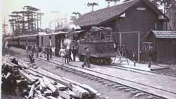 De trem pelos campos gerais (parte 2)
