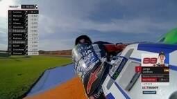 Jorge Lorenzo conquista a pole na etapa de Valência da MotoGP
