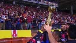 A duas rodadas do fim, Atlético-GO conquista Série B do Campeonato Brasileiro