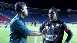 Rodrigo Ramos lamenta campanha do Sampaio Corrêa na Série B