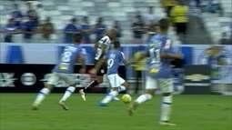 Os gols de Cruzeiro 2 x 2 Santos pela 36ª rodada do Brasileirão 2016