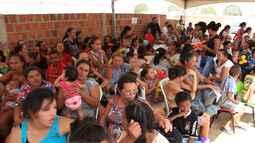 Jovens solidários: Milagre Sertão leva alimentos e serviços a cidades do interior -bloco 3