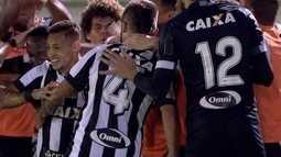 Os gols de Botafogo 1 x 1 Ponte Preta pela 37ª rodada do Campeonato Brasileiro