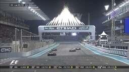 Lewis Hamilton vence a corrida, mas Rosberg garante 2º lugar e o título Mundial