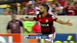 Comentaristas analisam a vitória do Flamengo sobre o Santos