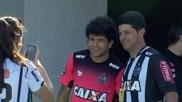 Luan está liberado e deve reforçar o Atlético-MG na final contra o Grêmio
