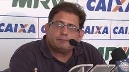 Guto Ferreira, ex-técnico da Chapecoense,se emociona ao relembrar passagem pelo clube