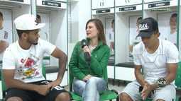 Nação Coxa Branca - Evandro e Dodô falam sobre os amistosos pela seleção brasileira