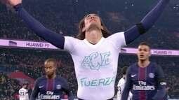 Os gols de PSG 2 x 0 Angers pela 15ª rodada do Campeonato Francês
