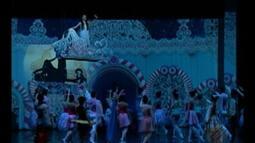 Versão amazônica do clássico 'O Quebra-Nozes' sobe ao palco do Theatro da Paz, em Belém