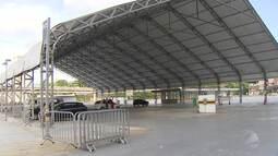 Festival de Verão oferece três opções de estacionamento, além da área da Fonte Nova