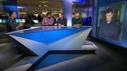 Comentaristas debatem pedido do Inter de revisar registro de Victor Ramos, do Vitória