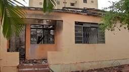 Idosa morre e outra fica ferida em incêndio dentro de casa em Campo Grande