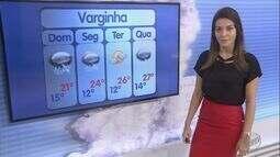 Confira a previsão do tempo para este domingo (4) no Sul de Minas