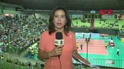 Maringá enfrenta o São Bernardo nesse sábado pela superliga de vôlei
