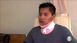 Sobrevivente Erwin diz que não sabia que avião iria direto para Medellín